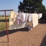 My clothesline – my sanctuary